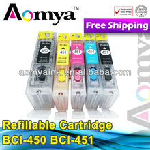 450/451 ink cartridge for canon