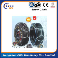 9mm carbon steel diamond design snow chain for suv