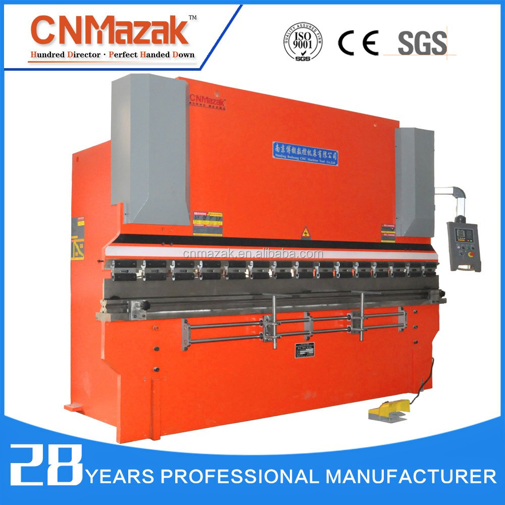 CNC Electric Hydraulic Synchronization Hydraulic Press Brake