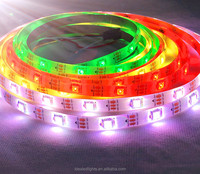 DC 5V 30leds/meter WS2812B IP65 waterproof Flexible led strip light