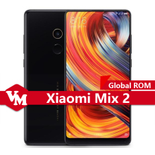 "Global Version Xiaomi Mix 2 Mi Mix 2 Snapdragon 835 Octa Core 8GB RAM 128GB ROM Android 4G LTE 5.99"" 2160x1080P MIUI 9"