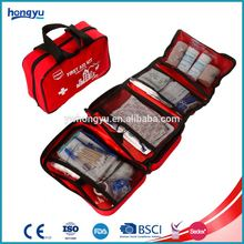 medical first aid kit for family/camping wholesale
