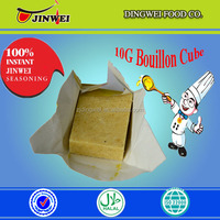 2017 News 4g*25*80 chicken bouillon cubes for African's cooking