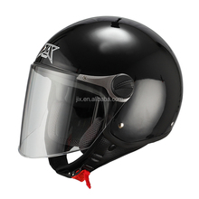 JIX open face new model JX-OP03 with cute decal,DOT/ECE certificate heart graphic helmet