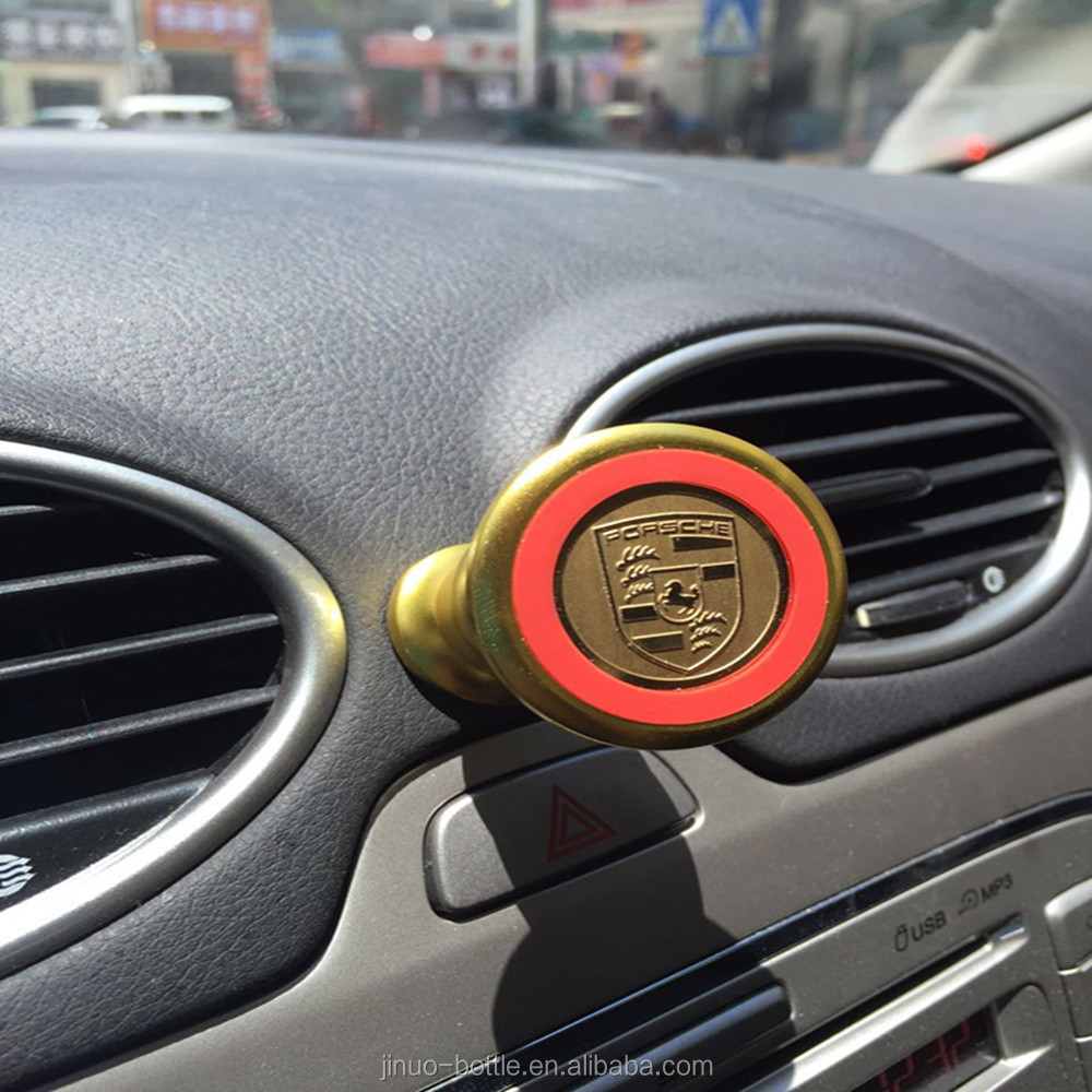 Factory price universal Slim metal magnetic car mount holder for cell phone