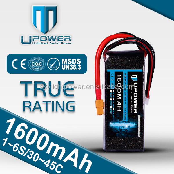 Racer Series 1500mAh 3S 65-130C Multi-Rotor rc car battery packs For FPV Minis