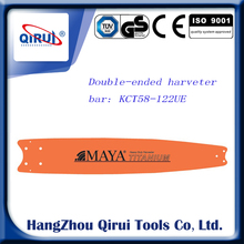 "Top quality garden tool parts harvester 3/4"" .122"" guide bar"