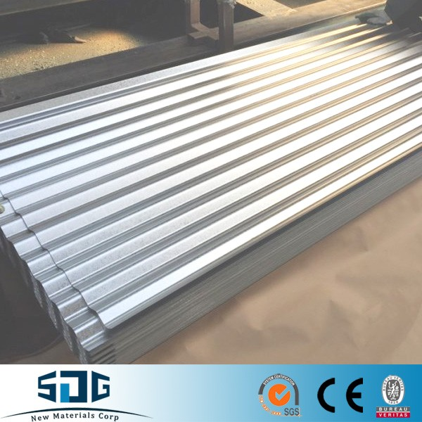 ASTM 283M Gr.C Galvalume Roofing Sheets Price with Mill Price export to South Arica