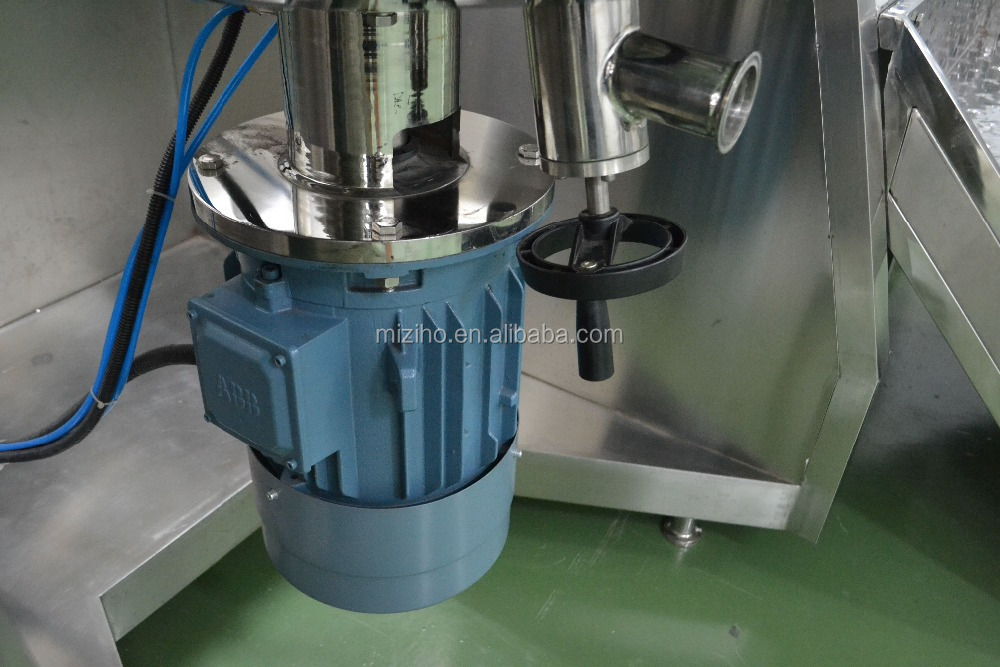 MZH-V 300LVacuum Homogeneous Emulsifying Mixer of Inside Circulation