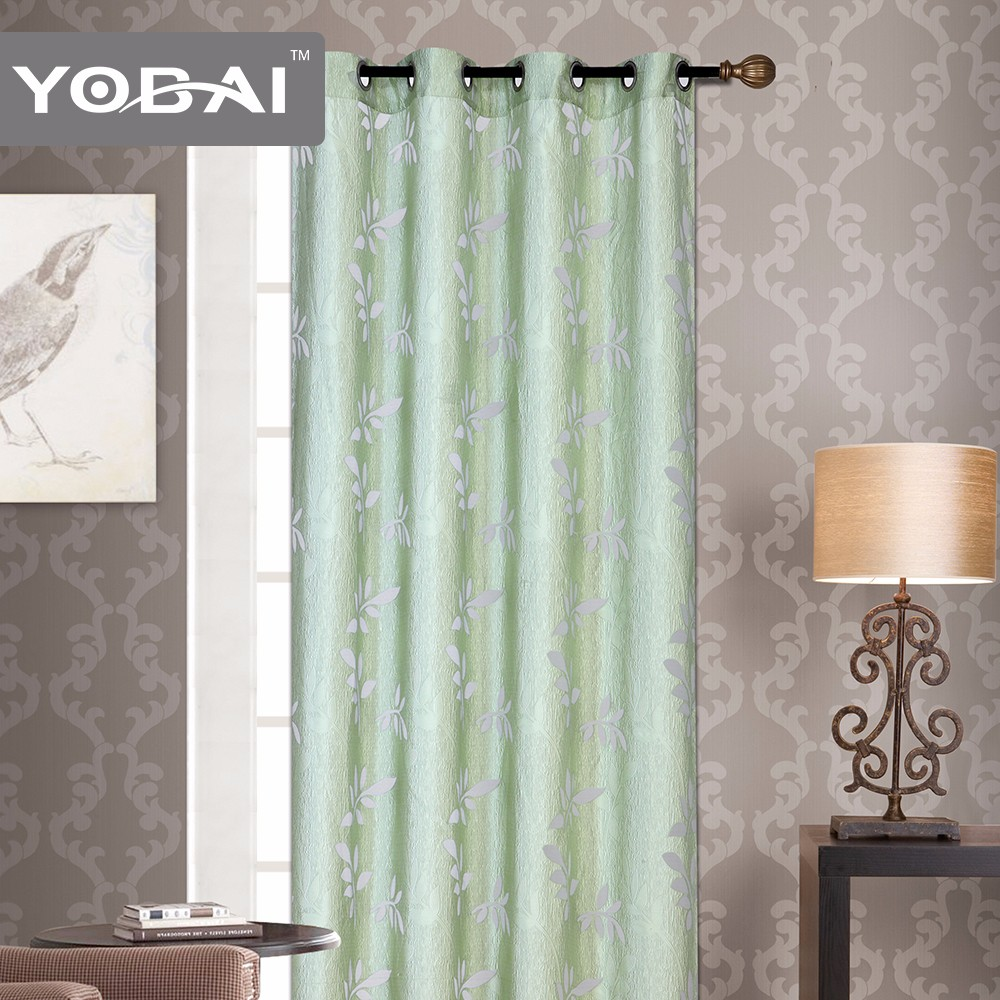 Welcome ODM Bottom Price Patio s Cutwork Turkish Window Lace Curtain