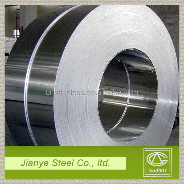 trade assurance supplier 2b finish aisi 304 stainless steel band coils