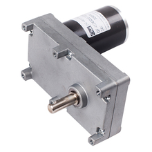 GF-775 12V DC Customized Shaft Small Gear Motor