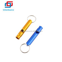 Outdoor Camping Survival Aluminium Emergency Whistle