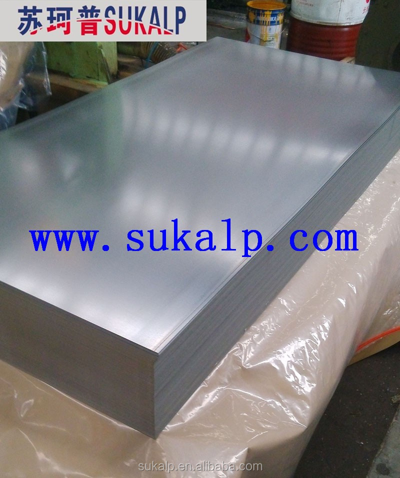 Hot Dipped Cold Rolled Galvanized Steel Sheet