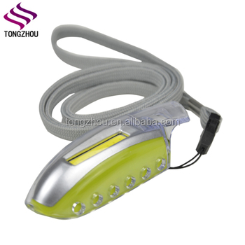 Alibaba golden china supplier high quality CE ROSH best quality keychain light with whistle
