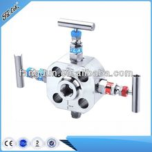 Multifunctional High Pressure Control Valve