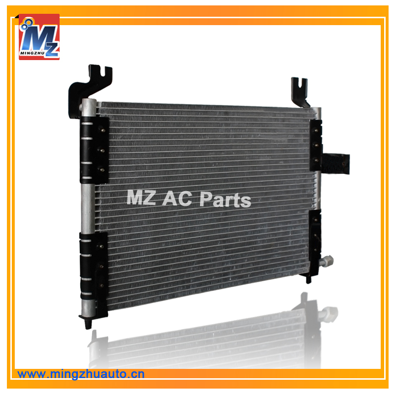 OE Number KK174-61-480A Factory Price Auto AC Parts Condenser Used For Car Pride 93