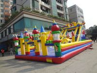 2012 inflatable funcity/amusement park