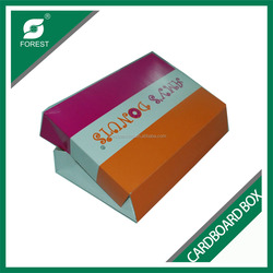 RETAIL FOOD GRADE DONUT BOX PACKAGING
