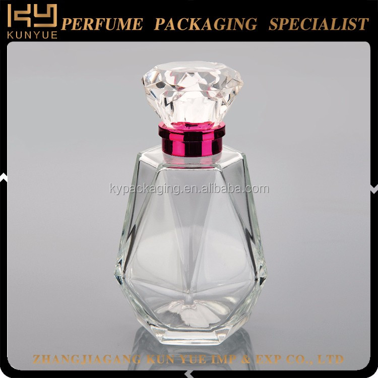 Latest design superior quality 100ml car luxury perfume bottle