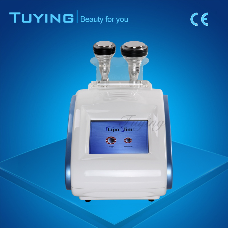Ultrasonic Cavitation and Vacuum Slimming Equipment Fat Burning fast cavitation slimming machine