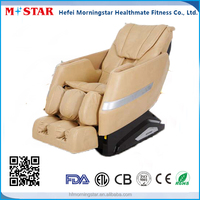 Beauty Healthy Whole Body Relaxing Massage Chair With Zero Gravity