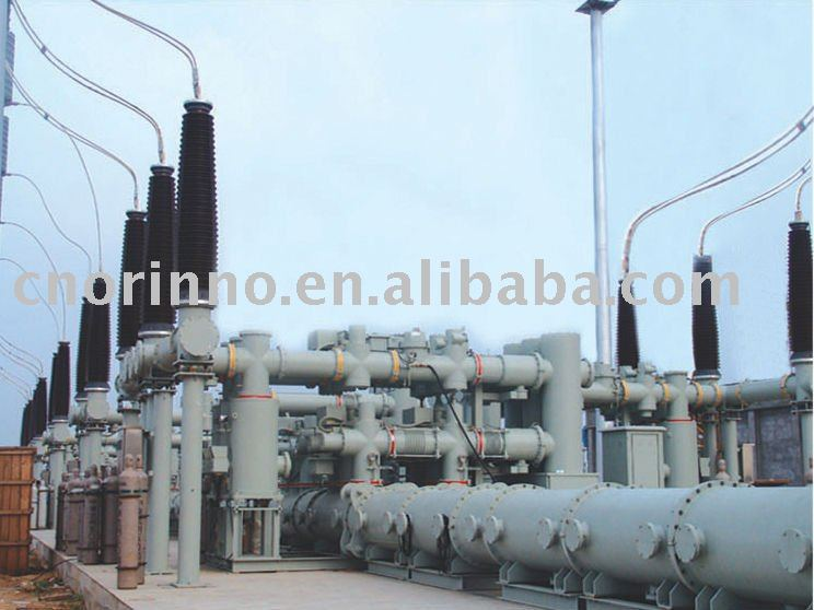 126-550KV GIS (Gas insulated switchgear)