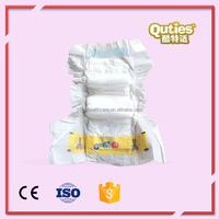 Quick Absorbent Dry Disposable Sleepy Baby Diaper Plastic Pants With Economic Price And High Quality