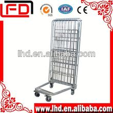foldable stainless steel wire roll cages
