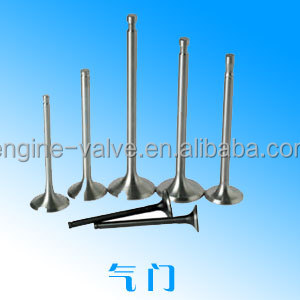 6G72 4G64 4G15 intake and exhaust engine valve with high quality
