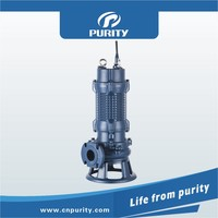 New style Submersible Sewage pump with cutting impeller