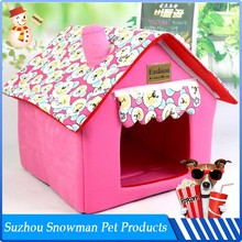Factory Direct Sale Cheap Plush dog outdoor house