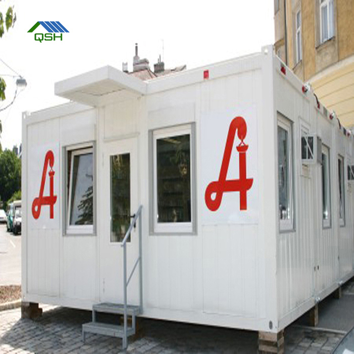 20ft expendable prefabricated quick assembly portable ship container house interior design nepal/south/norway africa for living