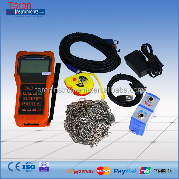 DTI-100H -<strong>L1</strong> China supplier clamp on Handheld flowmeters
