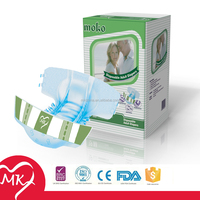 Wholesale organic heavy incontinent free high absorbent disposable high quality SAP adult nappy diapers xxl