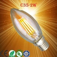PD Lamp Chandelier e12 light bulb with energy star, tuning light e12 bulb light 4w 2700k led e12 bulb,led e12 filament bulb