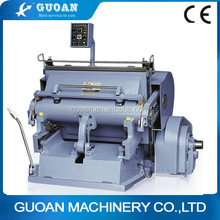 ML1100/930/750/1500/2000 Ruian Manual Paper die cutting and creasing machine price and corrugated box die cutting machine