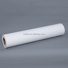 100gsm Roll Digital Sticky Paper Sublimation Heat Transfer Paper For Textiles