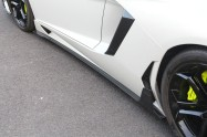 Carbon W212 Rear Spoiler for Mercedes Bluetec Sedan 4-Door