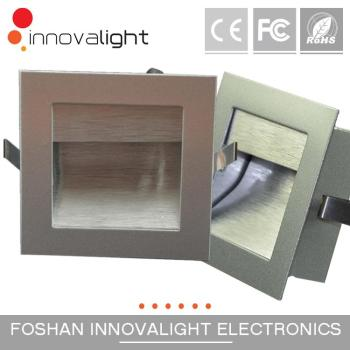 INNOVALIGHT 1W Indoor Square LED Wall Stair Light