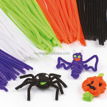 DIY craft kit colorful pipe cleaners