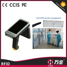 UHF Android Long Range Industrial Portable 10 meter Handheld RFID Reader