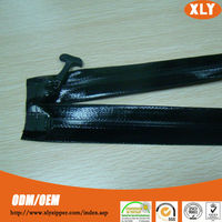 High quality nylon water resistant zipper tizip waterproof zipper for garment
