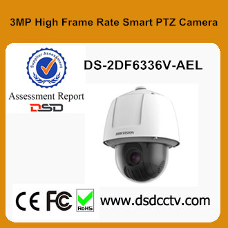 Home Security Mini PTZ Camera Hikvision 3MP Smart PTZ Camera DS-2DF6336V-AEL