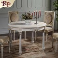 italian wooden furniture - solid wood handwork carving dining table-teak wood carved dining table
