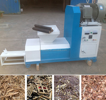 Recycle Waste Hard Wood Pellet Sawdust Blocking Charcoal Briquette Making Machine Price