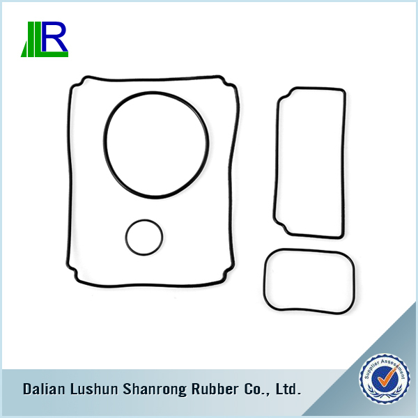 Special shaped high temperature resistant rubber seals
