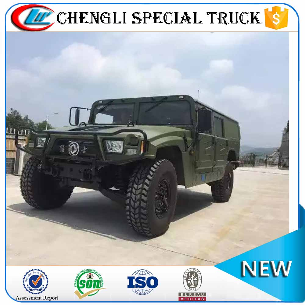Dongfeng 4x2 4x4 Army Military Special Purpose Vehicle Manufacturer