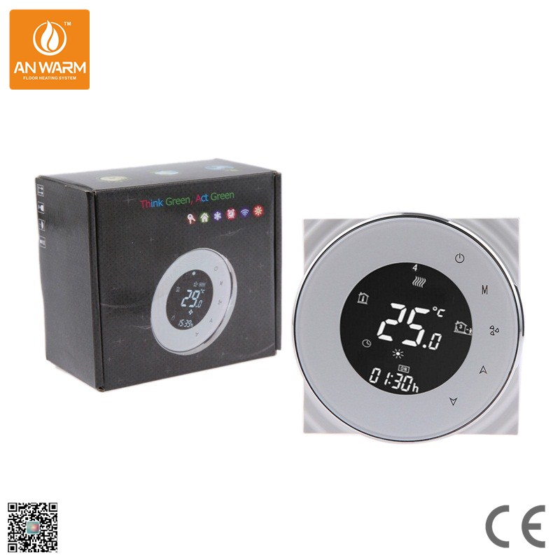 Underfloor Heating Parts Remote Control Heating WiFi Thermostat