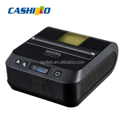 PTP-III 80mm receipt bluetooth thermal printer with free android sdk